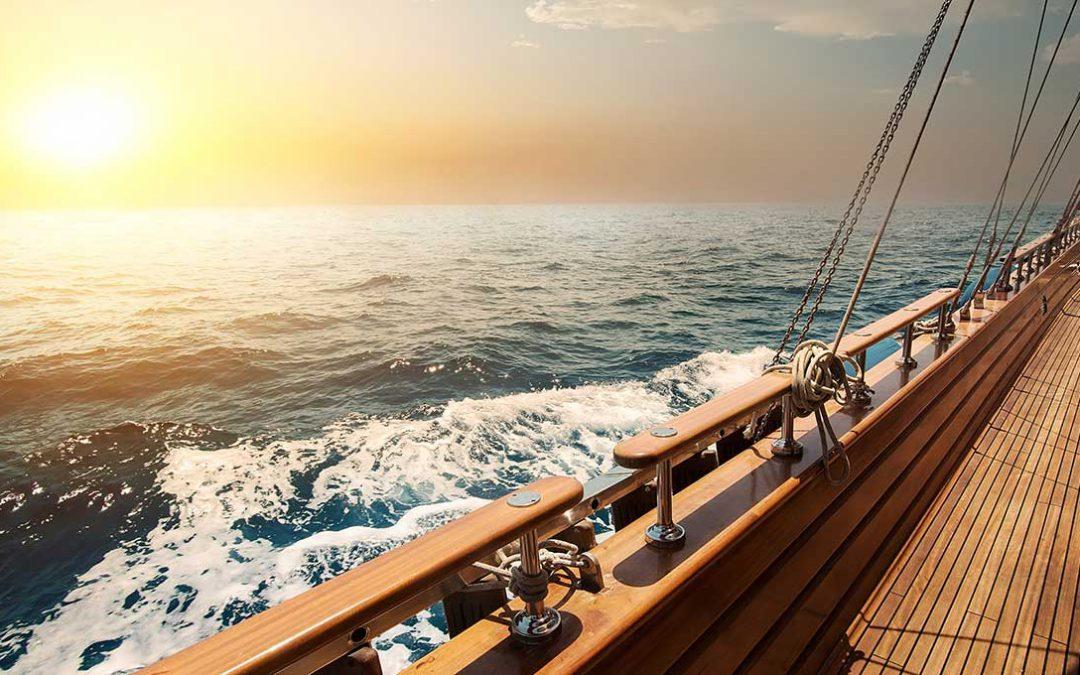 Come aboard!